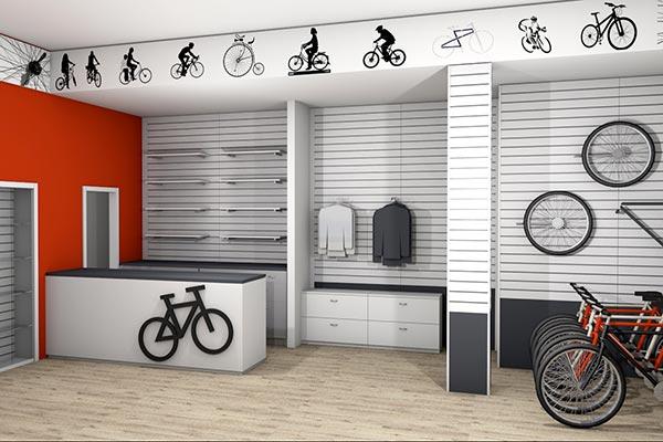 Progettazione e arredamento su misura per negozi arredo 3 for Catena negozi arredamento casa